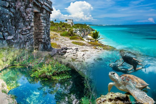 tulum-cenote-turles-tour