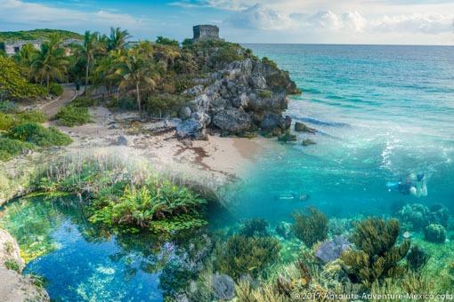 tulum-ruins-snorkeling-tour
